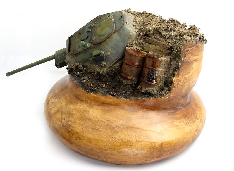 Muddy trench IMG_3651