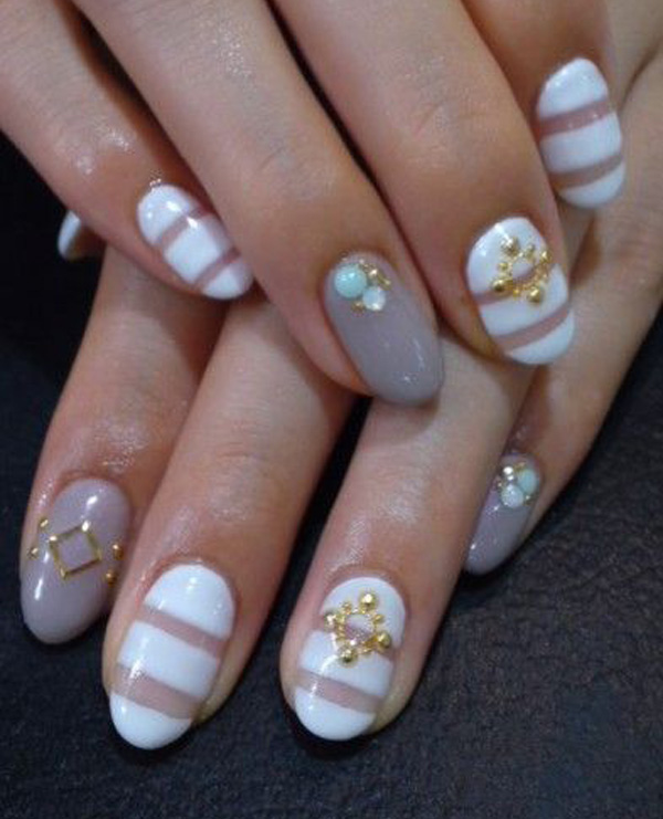 Acrylic Short Nail Design Ideas For 2017 Styles Art