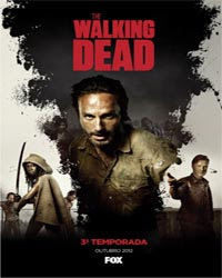 The Walking Dead 3ª Temporada Dublado