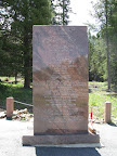 99th Mountain Division Memorial at Tennessee Pass