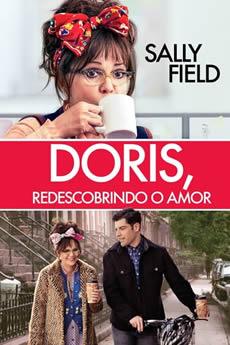 Capa Doris, Redescobrindo o Amor (2015) Dublado Torrent