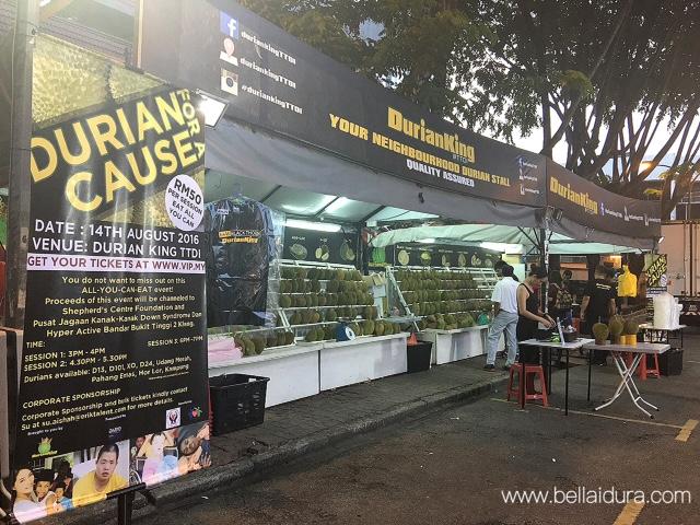 durian sedap