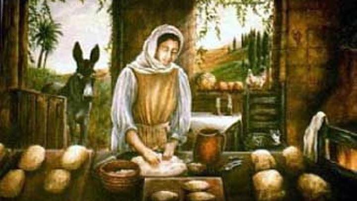 Tất cả bột dậy men (26-7-2021 – Thứ Hai Tuần 17 TN - Lễ Thánh Gioakim và Anna)