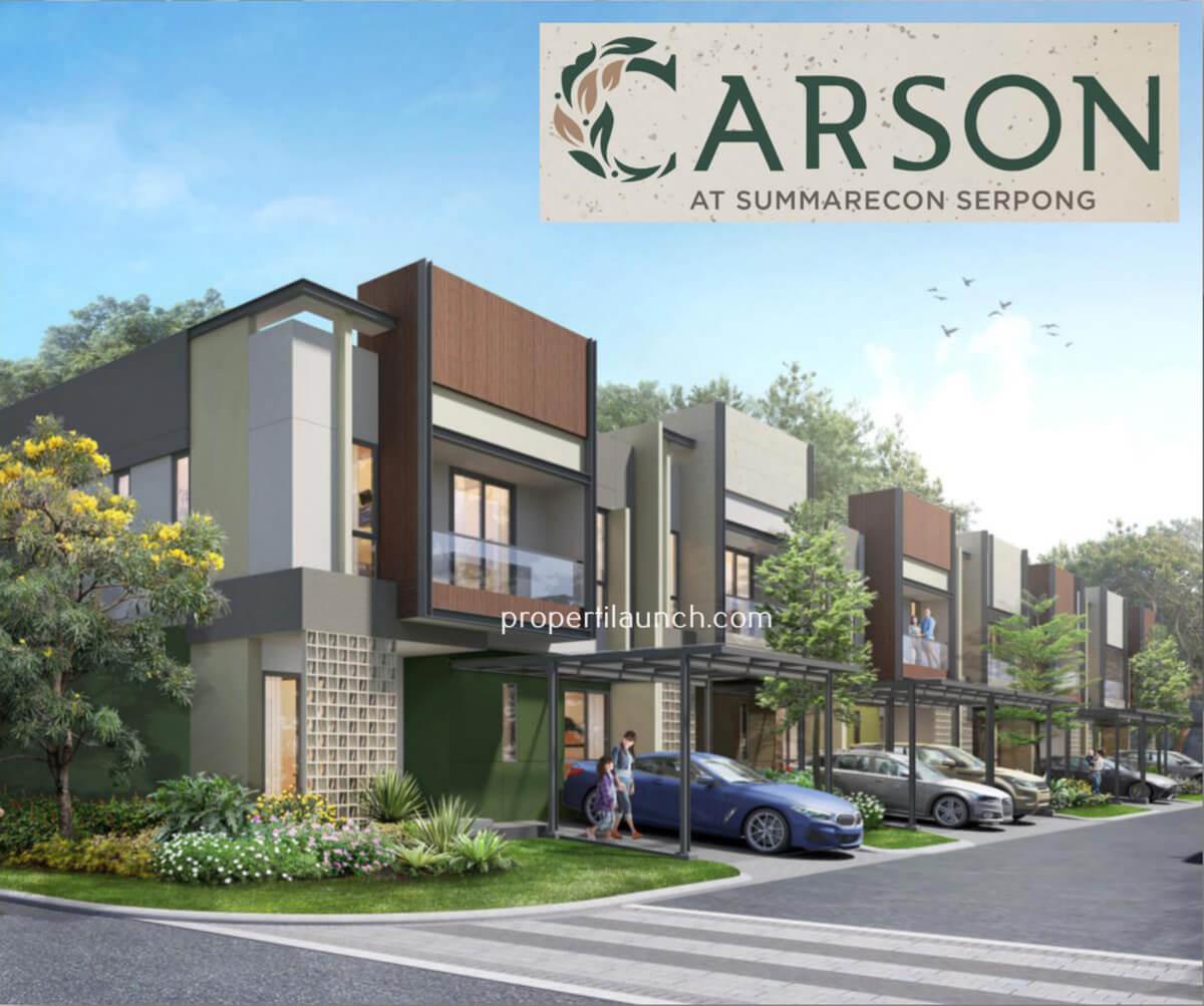 Rumah Carson Summarecon Serpong