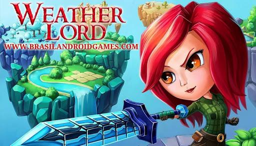 Download Chibi Survivor Weather Lord v1.4 APK + MOD DINHEIRO INFINITO Grátis - jogos Android