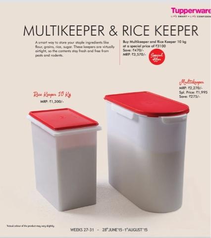 tupperware bangalore tupperware flyer july 2015. Black Bedroom Furniture Sets. Home Design Ideas