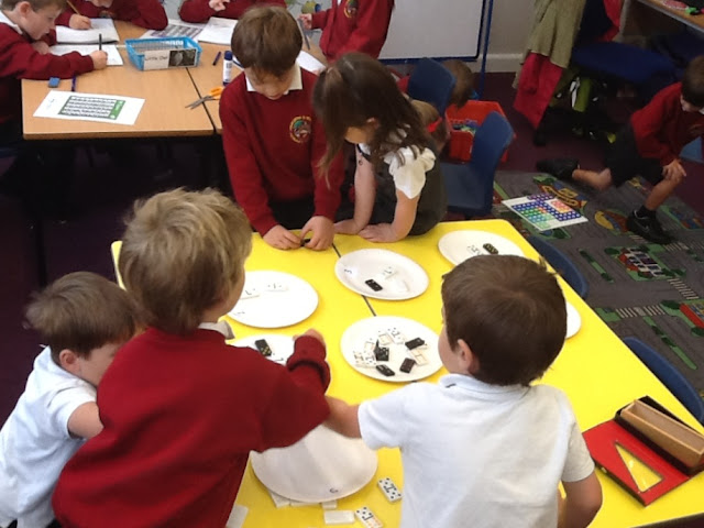 domino plates year 1 owls lulworth winfrith primary school