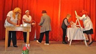 Nagybajom Őszikék Nyugdíjas Klub - Paródia video