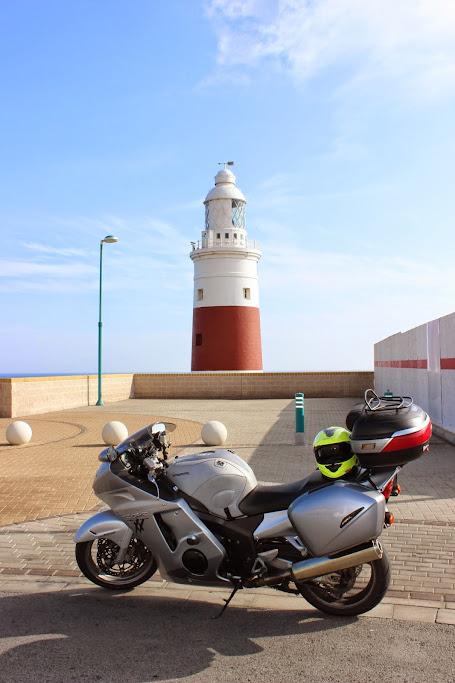gibraltar - Carregar a bateria da moto até... Gibraltar IMG_4493