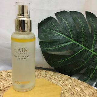 d'Alba First Spray Serum