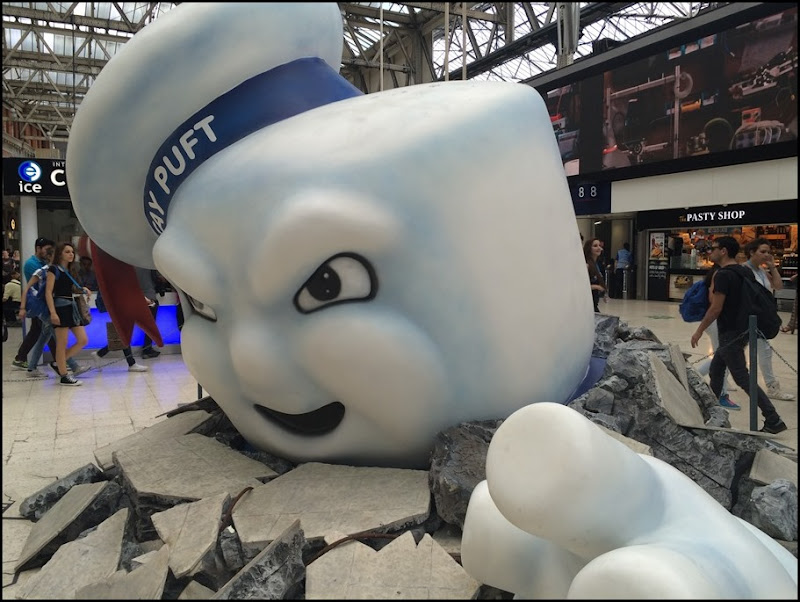 Stay Puft Man at Waterloo