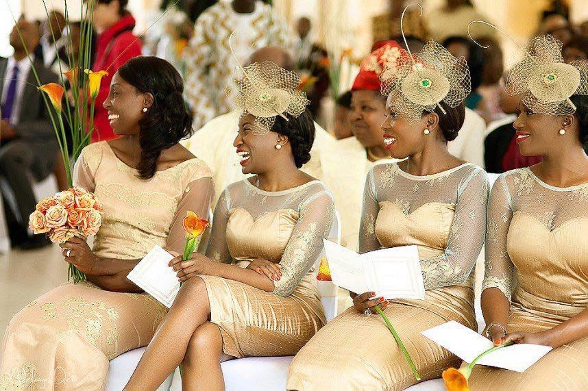 African Bridesmaid Dresses For Trends 2017