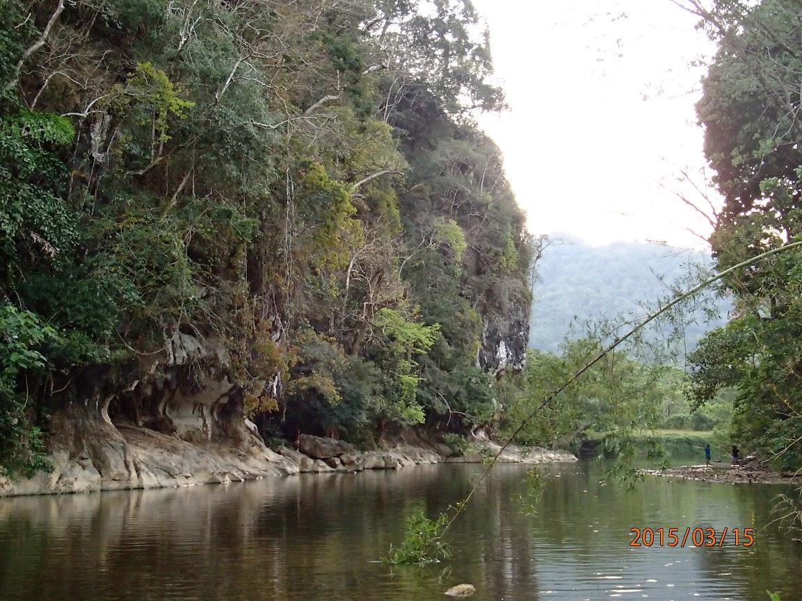 Пары купаются на речке фото 775-963