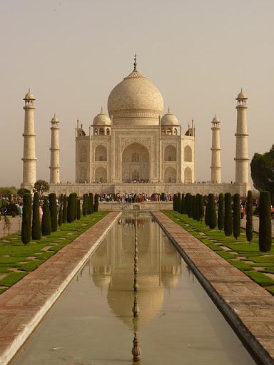 All about Taj Mahal