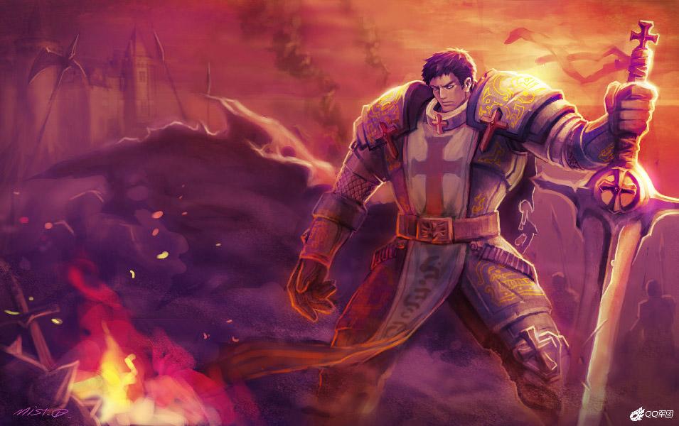 Tranh vẽ Liên Minh Huyền Thoại cực chất của game thủ - Ảnh 2