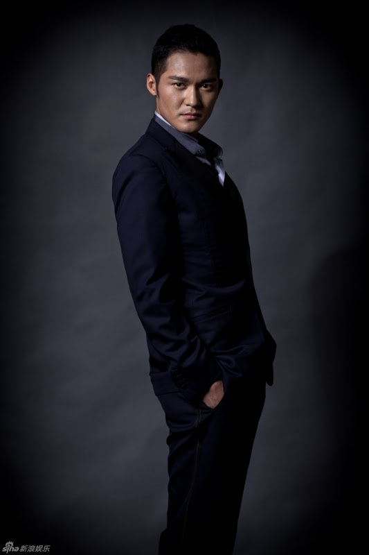 Sun Pengbin China Actor