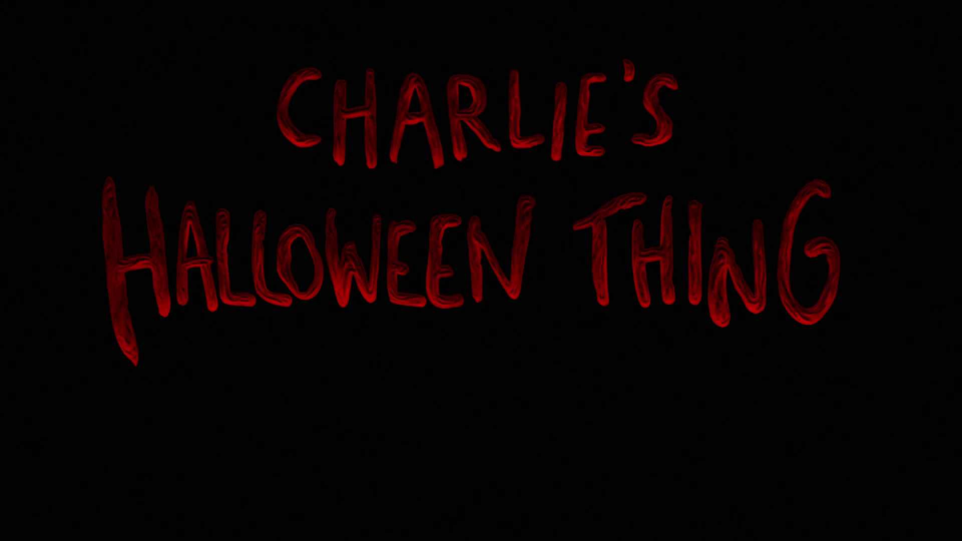 Ursos sem Curso - Contos de Dia das Bruxas do Charlie