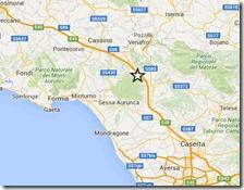 Terremoto Caserta
