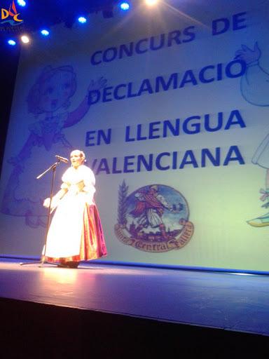 Alba Ferrándiz recogerá hoy su premio de Declamación