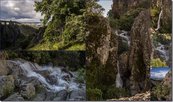 Altos del Castañar con mucha agua