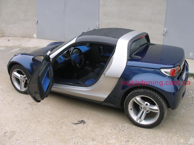 Перетяжка салона автомобиля