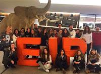 Visita de los alumnos de Historia a la Exposición de las Momias en Parque de las Ciencias