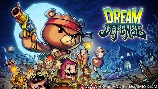 Download Dream Defense v1.8.194 APK MOD DINHEIRO INFINITO - Jogos Android