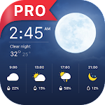 Daily weather forecast pro Icon