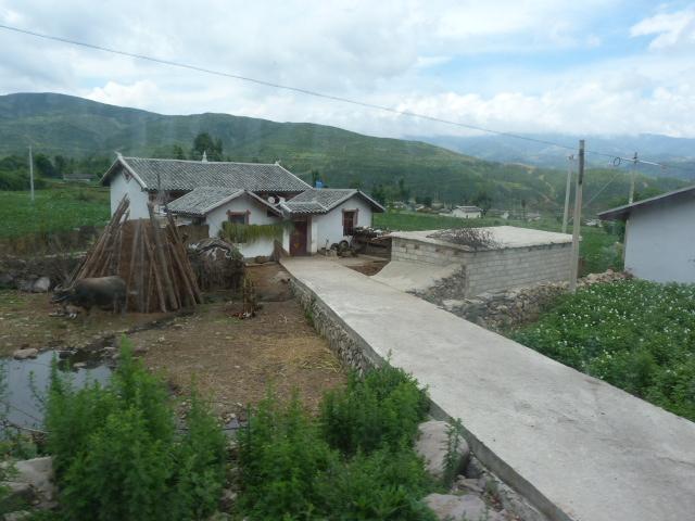 CHINE SICHUAN.XI CHANG ET MINORITE YI, à 1 heure de route de la ville - 1sichuan%2B1066.JPG