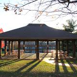 Completed Alumni Pavilion