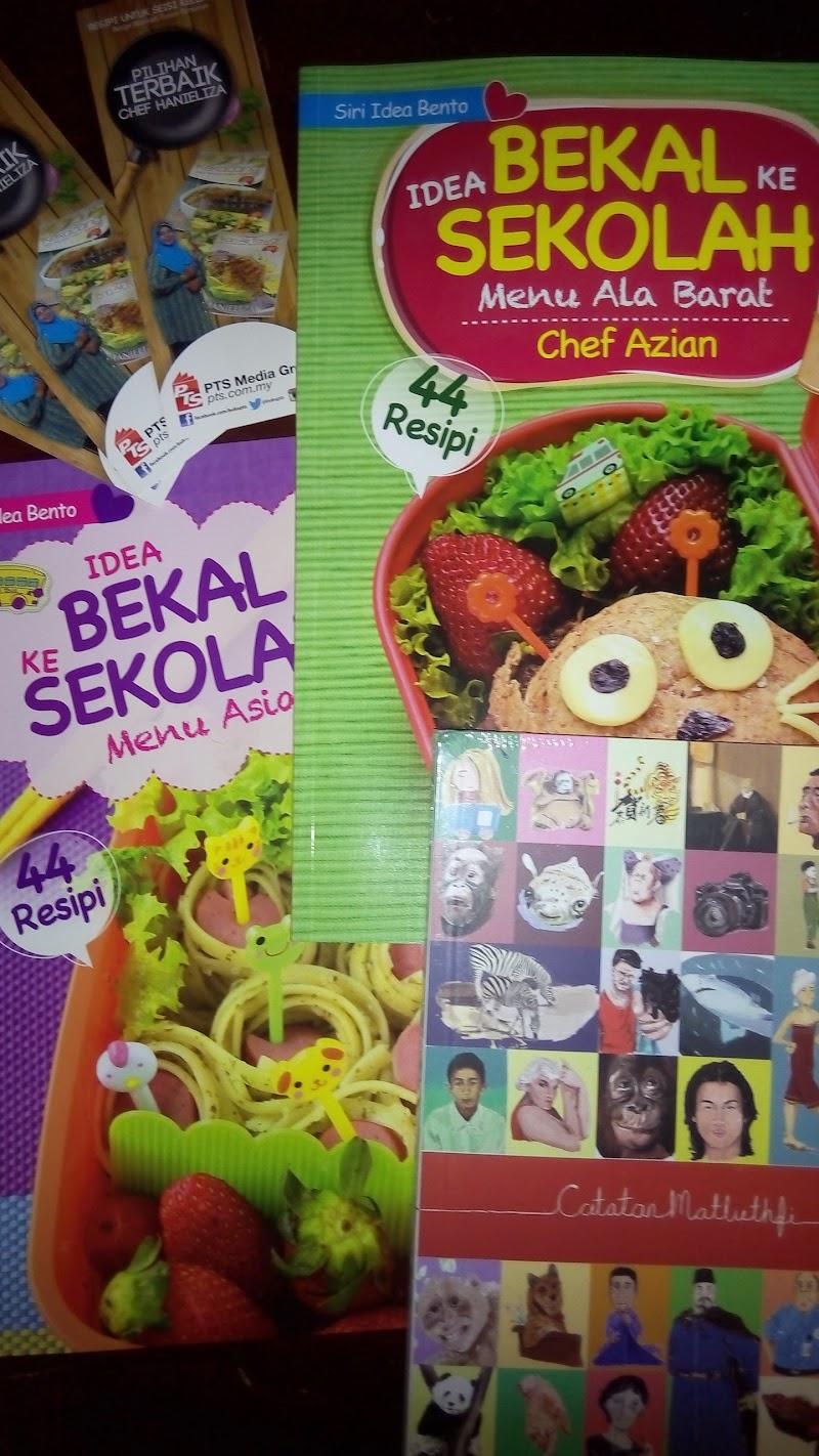 Buku resipi untuk si anak
