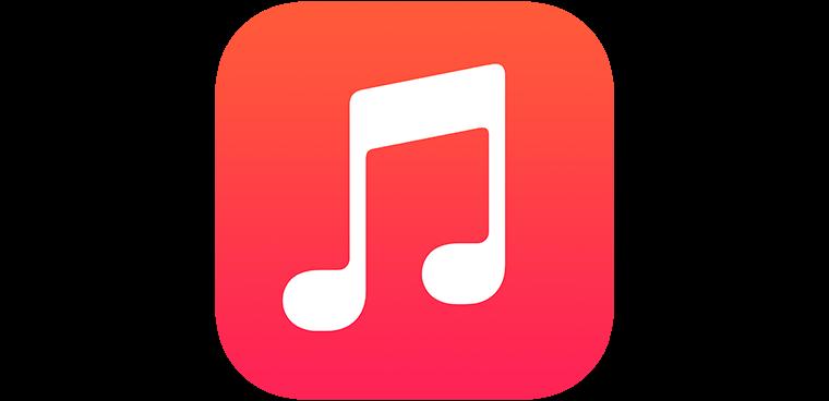 Music nav icon
