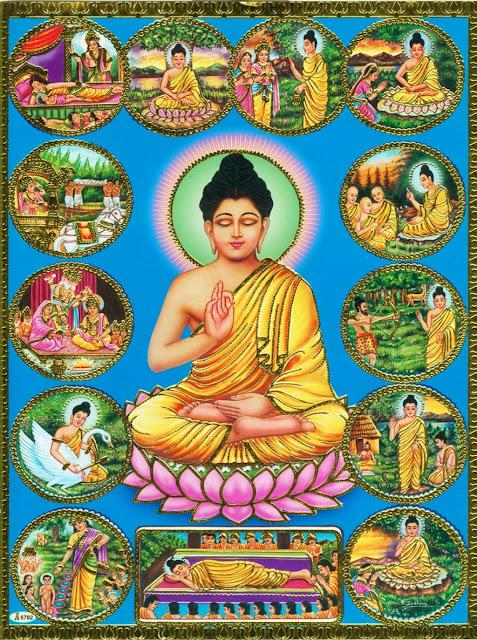 भगवान बुद्ध की जीवनी ,जयंती, पूजन विधि | बुद्ध विचार एवं शिक्षाएँ |  Bhagwan Buddha Biography Jayanti in hindi