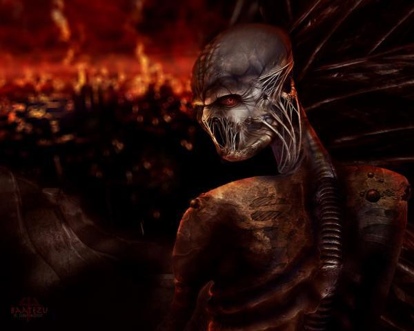 Baatezu, Evil Creatures