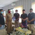 Camat Kemiri Terima Kunjungan Sekaligus Tembusan SK Kepengurusan BPPKB DPAC Kecamatan Kemiri
