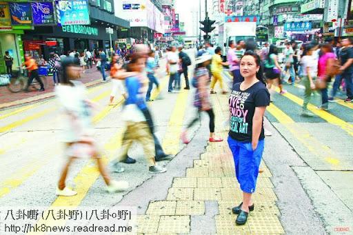 陳安瑩清楚知道自己的存在價值,至於在觀眾心目中的地位如何已不重要。攝影:陳慧安
