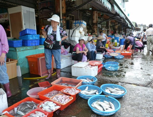 TAIWAN .Le port de SU AO - P1090238.JPG