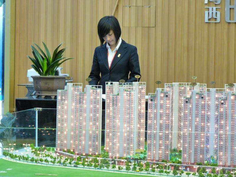 Quanzhou. Un petit... programme immobilier.