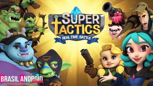 SuperTactics: Realtime Battles APK