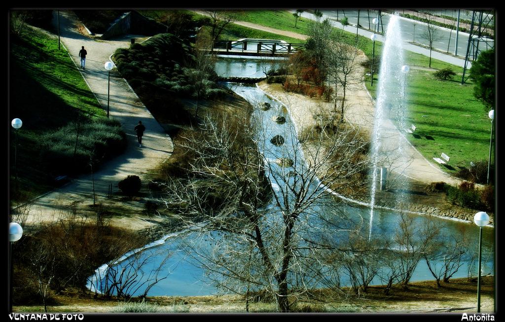 Ventana de foto parque arroyo de fresno madrid for Pisos arroyo del fresno