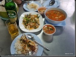 Hua Hin Restaurant Food