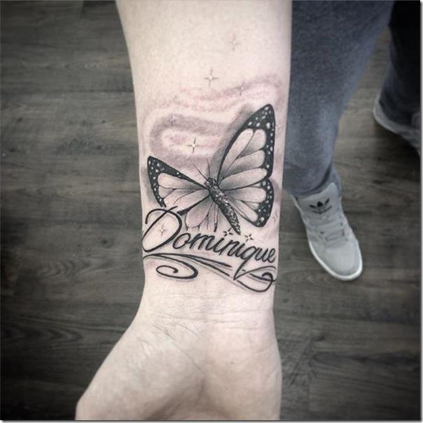 Tatuajes De Mariposas Hermosas E Inspiradoras Tatuajes247