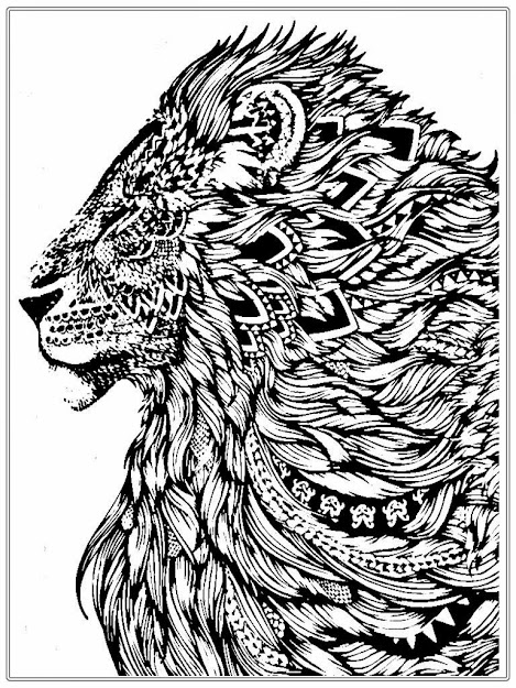 Amazing Of Cool Adult Coloring Pages Picture About Free