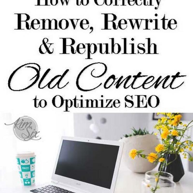 Seo rewrite