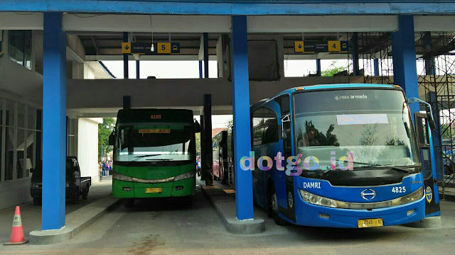 Bus damri cicaheum bandung ke terminal subang tarif ongkos dan jam berangkat