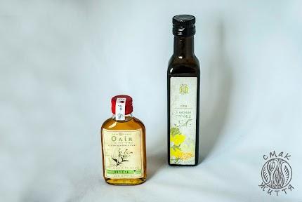 Олія з насіння гірчиці