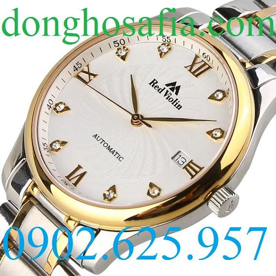Đồng hồ nam cơ Red Violin CQ9033
