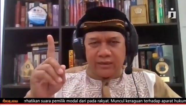 Ormas Islam Dibubarkan karena Usung Khilafah, Uniol 4.0 Diponorogo: Nalare Piye?