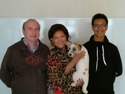 Jobal et sa famille