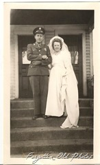 A soldier and his bride  ML Photos Number 706